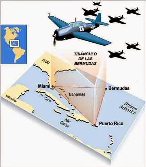 mjjj 1 - Triángulo de las Bermudas: Vuelo 19, el nacimiento de un enigma