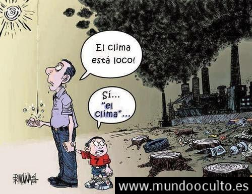 clima - Porque el clima está cambiando