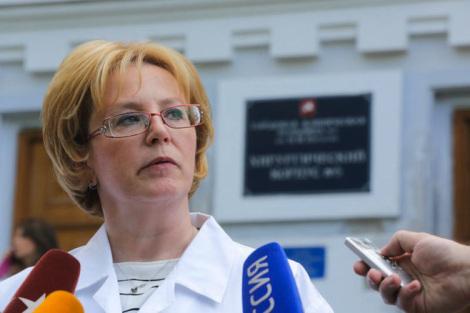 veronika skvortsova - Existe la posibilidad de que los virus se transmitan de manera artificial, según el ministerio de salud ruso
