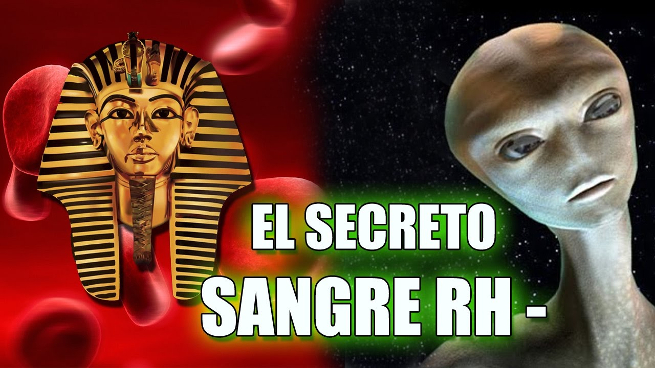 LA SANGRE RH NEGATIVO ESCONDE EL GRAN SECRETO DE LA HUMANIDAD   VM Granmisterio
