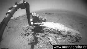 Por qué no se pueden explorar los lugares de Marte que tienen agua?
