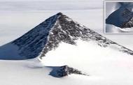 La tercera pirámide descubierta en la Antártida podría reescribir la historia.