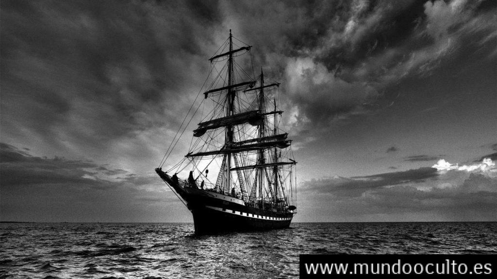el misterioso barco de la muerte - EL MISTERIOSO BARCO DE LA MUERTE