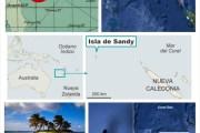 Sandy, la isla fantasma.