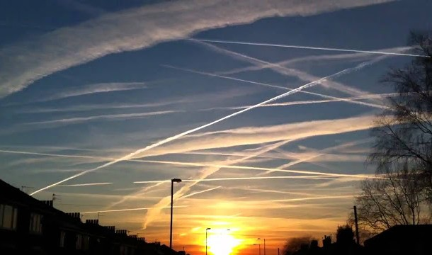 Chemtrails: Las nubes de la muerte