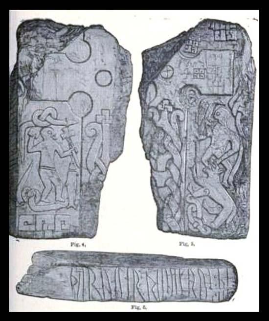 Cruz de Thorwald - Una batalla épica entre el Bien y el Mal: El mito nórdico de Ragnarök y el Crepúsculo de los dioses