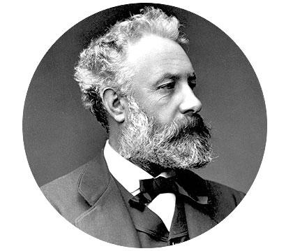 Julio verne julio 1 - Julio Verne y sus increíbles vaticinios que parecían ciencia ficción y hoy son toda una realidad.