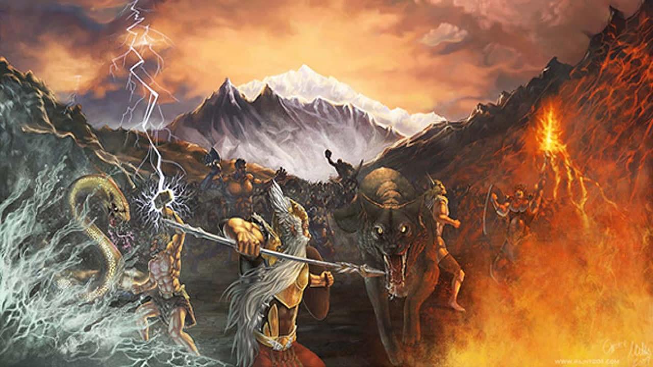 Una batalla épica entre el Bien y el Mal: El mito nórdico de Ragnarök y el Crepúsculo de los dioses