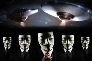 """""""La NASA está apunto de revelar vida extraterrestre"""" asegura el grupo Anonymous."""