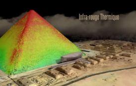 ¿La Gran Pirámide de Giza es una colosal máquina generadora de energía? Análisis térmico lo demostraría