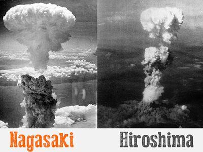 atomic nagasaki hiroshima blasts - HIROSHIMA Y NAGASAKI: Lo que no nos cuentan en clase de historia