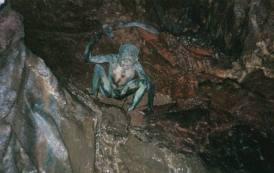 Kobolds, reptilianos, hombres topo y otros seres bajo la superficie