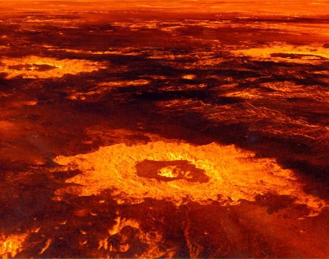 Resultado de imagen de Venus hoy es un mundo infernal