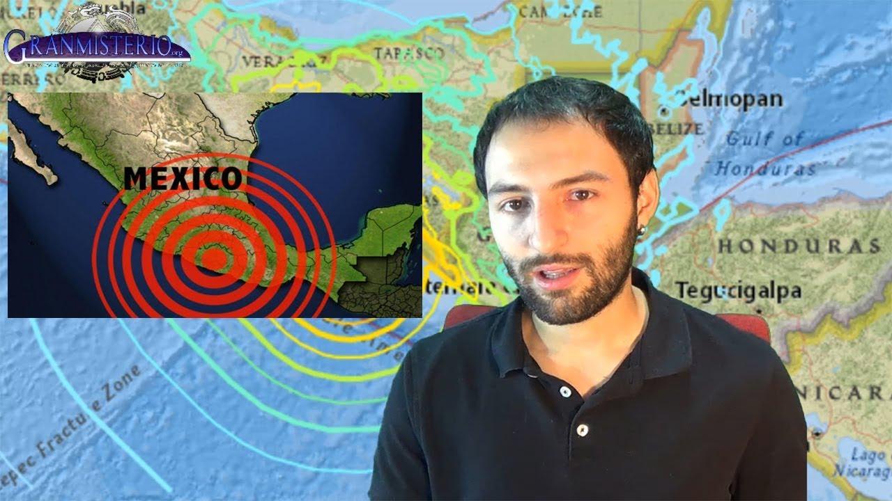¿El Sismo de México fue provocado por una TORMENTA SOLAR?