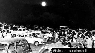 Desclasifican los expedientes #Ovni de #Baleares