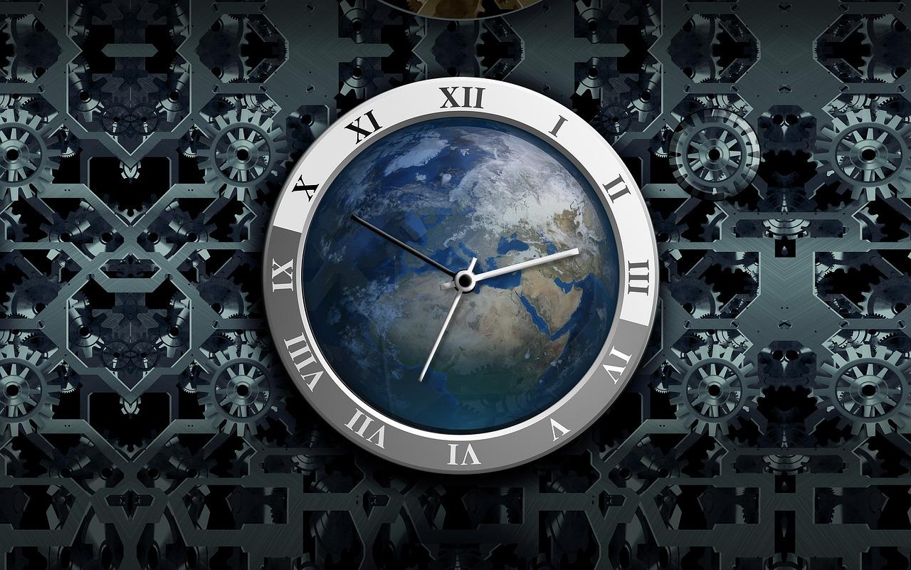 borrador automatico 20 - Descubren cómo revertir la flecha del tiempo.
