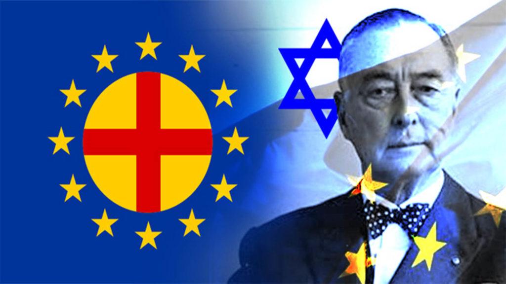 """borrador automatico 51 - El Oscuro Plan Sionista """"Kalergi"""" y la Destrucción Total de Europa"""