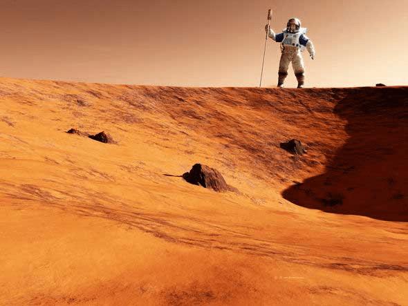 ¿LLEGARÁ PUTIN A MARTE PRIMERO? RUSIA DICE QUE LA NAVE PODRÍA LLEGAR AL PLANETA EN LA MITAD DE TIEMPO QUE LA NASA