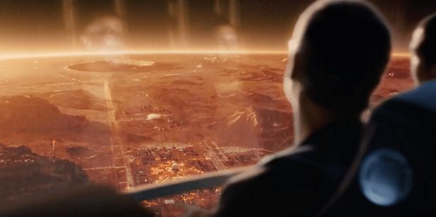 Programa espacial secreto revela que Humanos están viajando a Marte desde 1930