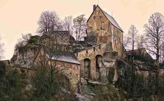 منحة جامعة سانت غالن University of St.Gallen السويسرية