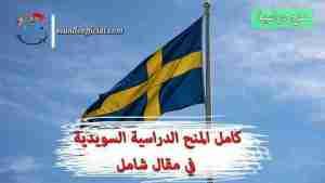 كامل المنح الدراسية السويدية في مقال شامل
