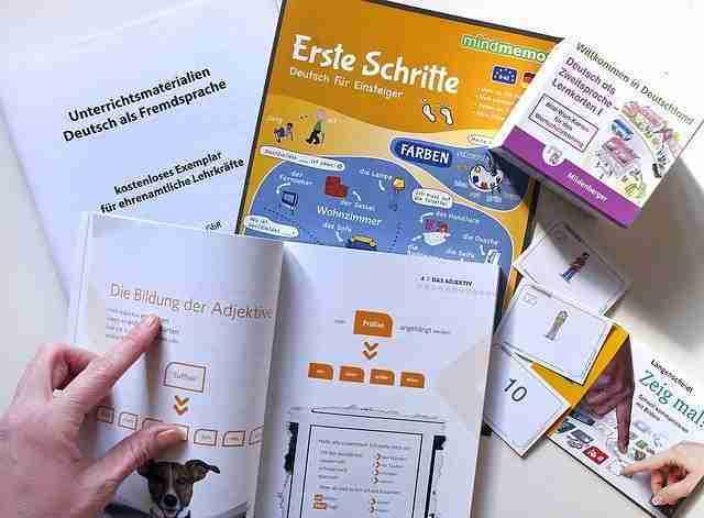 كم من الوقت تحتاج لتعلّم اللغة الألمانية؟