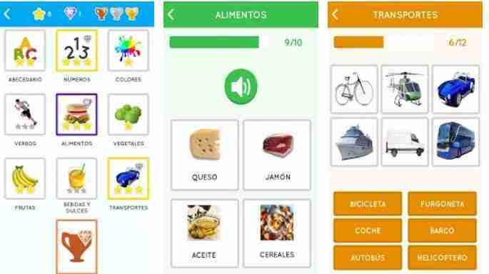 تطبيق Learn Spanish free for beginners