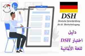 كامل معلومات اختبار DSH في اللغة الألمانية وكيف تضمن النجاح فيه؟