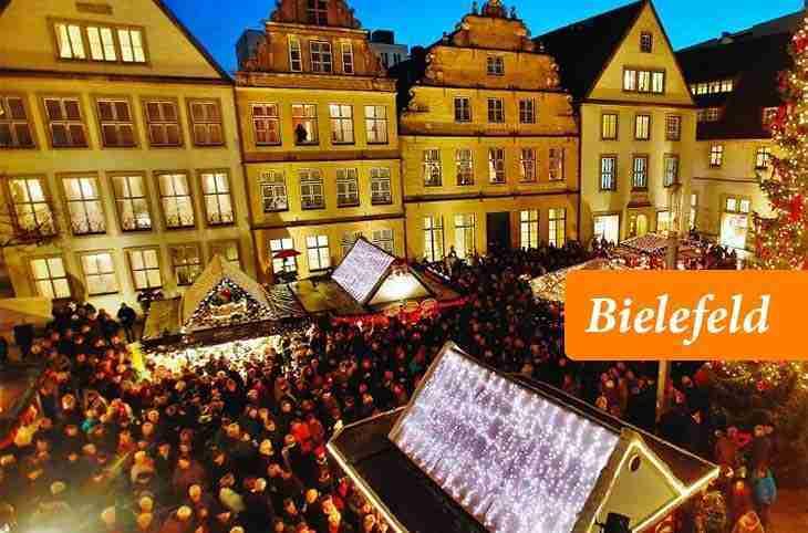 مدينة بيليفيلد الألمانية Bielefeld
