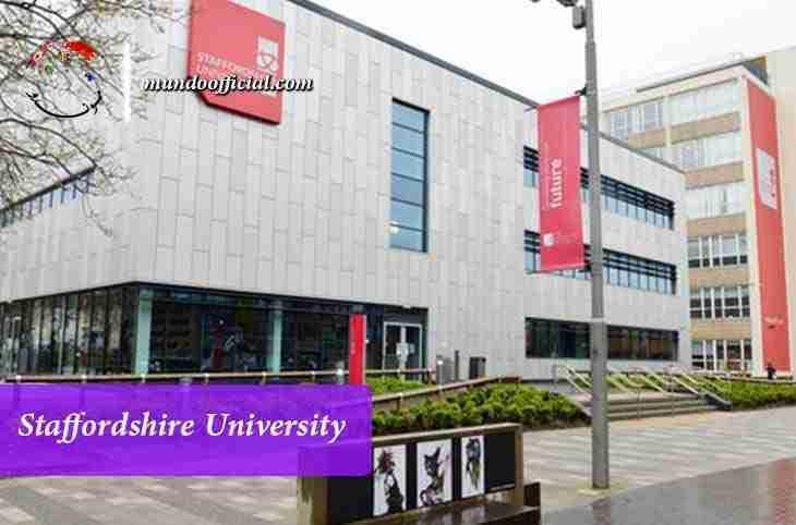 جامعة Staffordshire University
