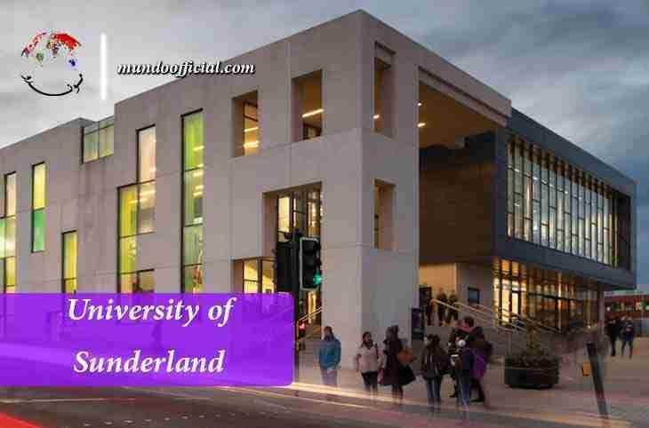 جامعة University of Sunderland