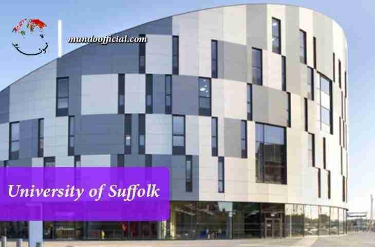 جامعة University of Suffolk