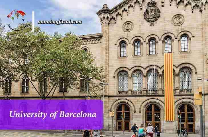 جامعة برشلونة University of Barcelona