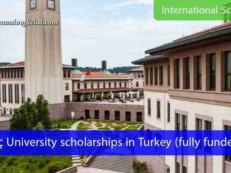 Koç University scholarships in Turkey (fully funded)