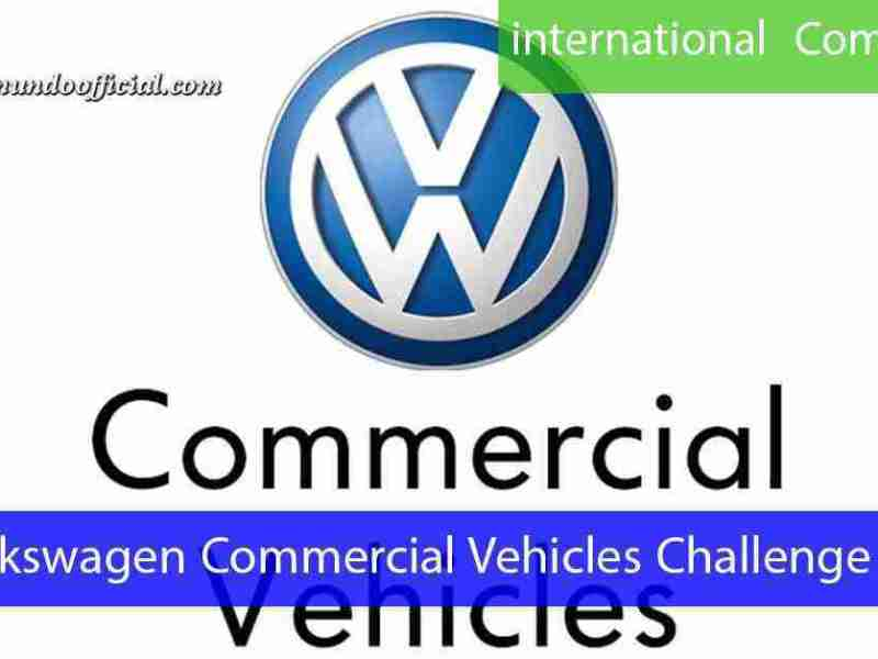 Volkswagen Commercial Vehicles Challenge with $10,000 prize