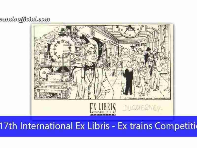 مسابقة International Exlibris للفنون وجوائز مالية يقيمة 500 يورو
