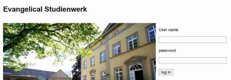 طريقة التقديم على منح المنظمة الألمانية Evangelisches Studienwerk 4
