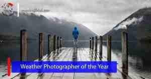 مسابقة مصوّر الطقس للتصوير الفوتوغرافي وجوائز مالية تتجاوز 2500 جنيه استرليني