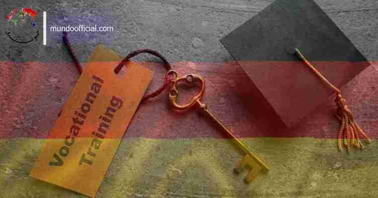 كيف يعمل برنامج التدريب المهني في ألمانيا؟