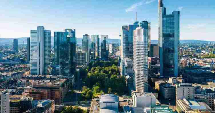 2. مدينة فرانكفورت Frankfurt