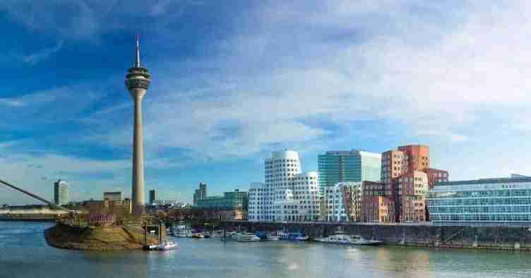 7. مدينة دوسلدورف Dusseldorf