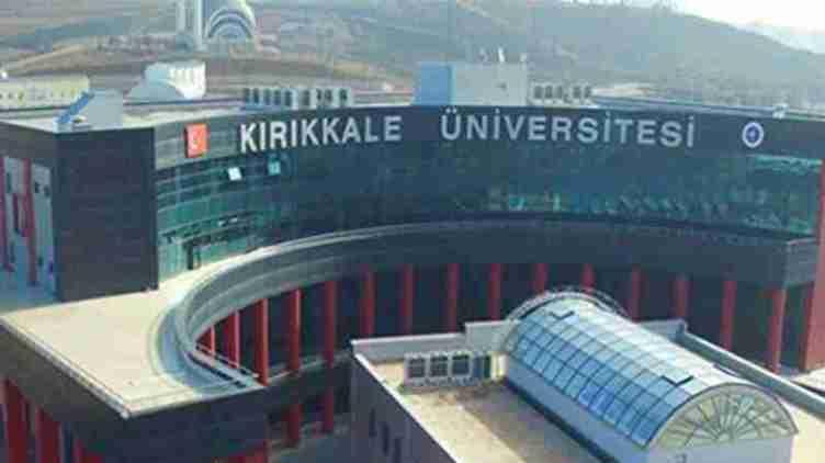 جامعة كيركالي Kırıkkale Üniversitesi