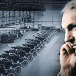 henry ford e sua fábrica