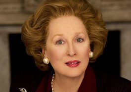 dama de ferro - Margaret Thatcher
