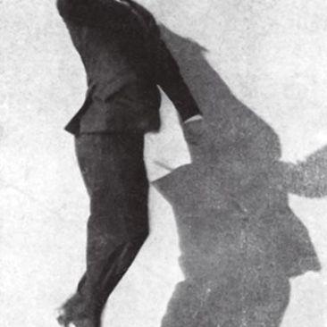 Gonçal Sobrer, Dansa de l'afusellament, 1966. Barcelona. Cortesía del artista.