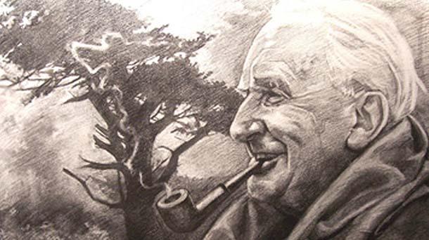 Hoje faz 40 anos da morte de Tolkien