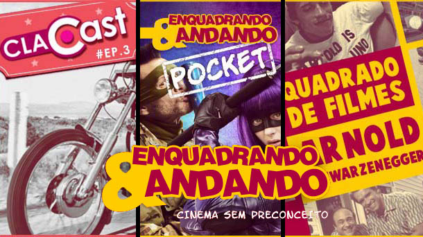 Enquadrando & Andando – Podcast de Cinema | Encerrado
