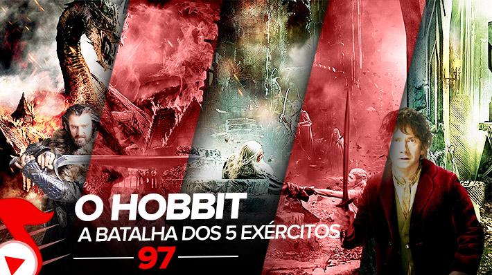 Telhacast #97 – O Hobbit: A Batalha dos 5 Exércitos