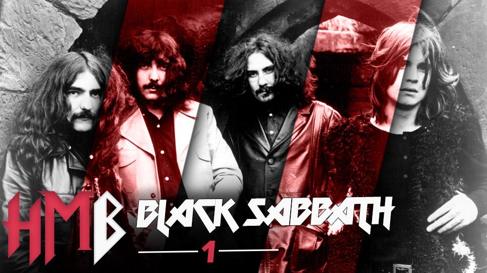 Heavy Metal Böx #1 – Black Sabbath
