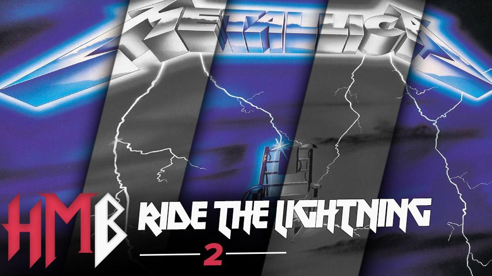Heavy Metal Bí¶x #2 Ride the Lightning
